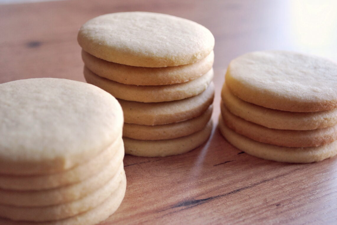 Galletas de Mantequillas