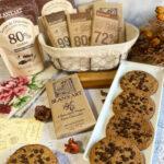 Cookies con chocolate en 5 pasos